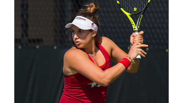 Georgia tennis advances to second round of NCAA Championship tournament