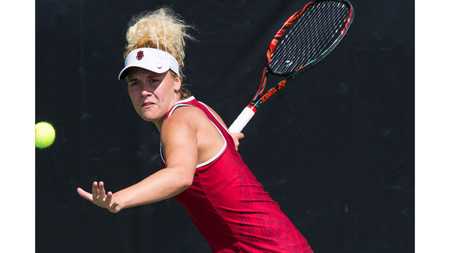 Women's Tennis Falls Just Short in NCAA Second Round