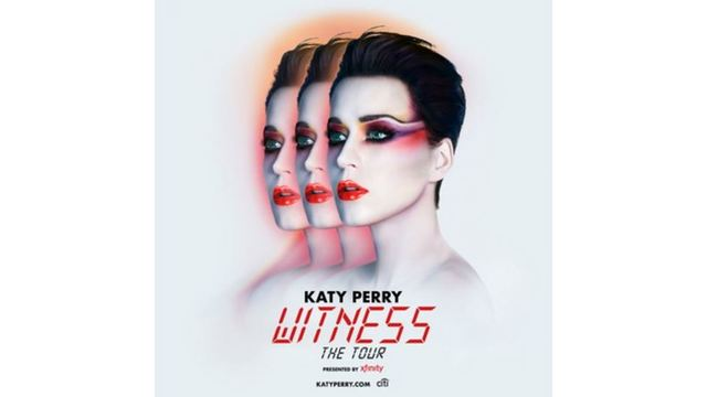 Katy Perry Tour to Make Stop in Little Rock