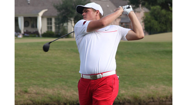 Overstreet Advances To National Championship, Hogs Finish Eighth