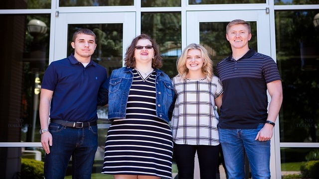 UAFS Places in Top 10 in Up to Us Competition