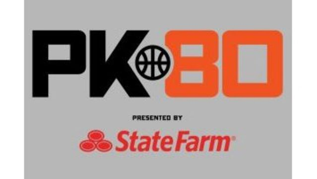 PK80 Brackets Announced For Thanksgiving Weekend 2017