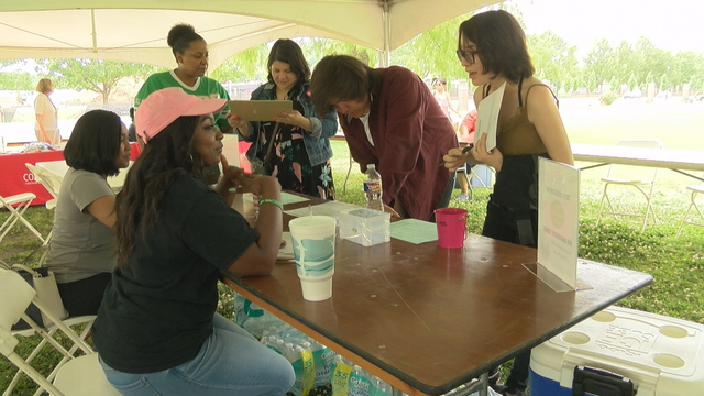 Juneteenth celebration held in Altus to commemorate Emancipation Proclamation
