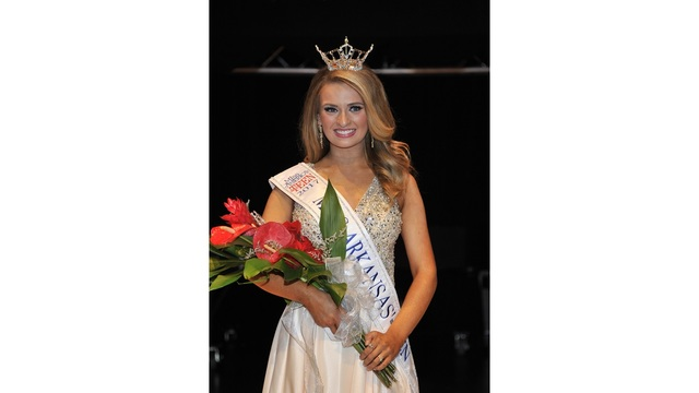 Miss Arkansas Outstanding Teen 2017 Crowned