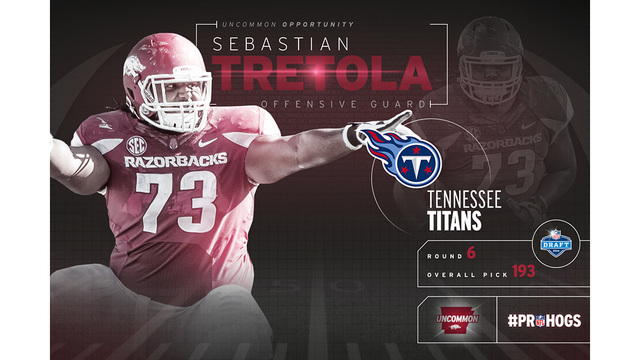 Titans' Sebastian Tretola Suffers Minor Injuries After Being Shot in Leg