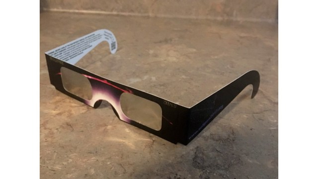 What to do with eclipse glasses now that it's over