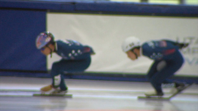 Going for the Gold: Skater Seeks to Return Home an Olympian