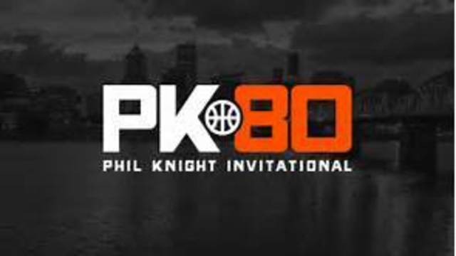 Game Times Set For Phil Knight Invitational