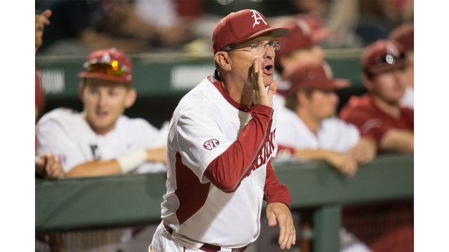 Hogs Nab Top Three Recruiting Class By Baseball America