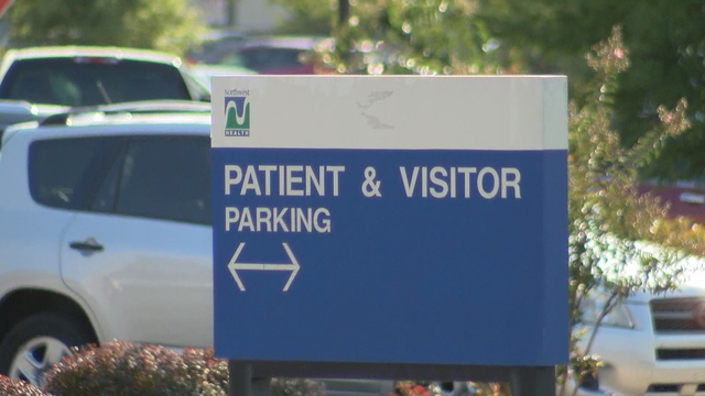 Body Found in Vehicle Outside Springdale Hospital