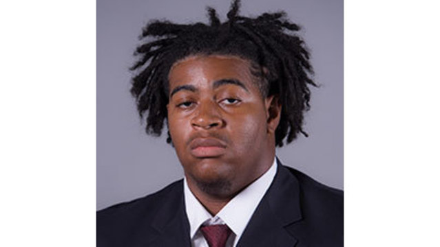 Dumas Native One of the Bookends on Razorback O-Line