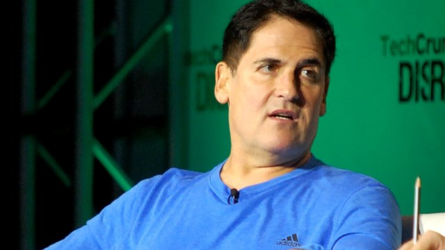 Mark Cuban Says He's 'Considering' Running for President but Isn't Committed