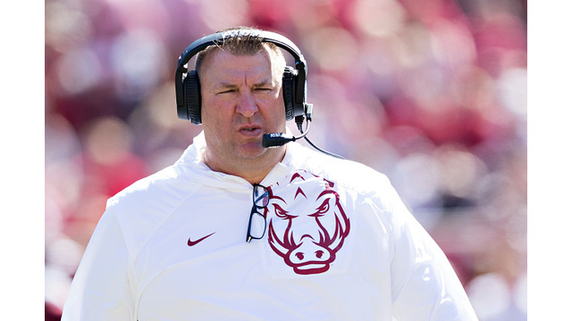 How Likely is Bielema to Be Fired? ESPN Says 7th Likeliest