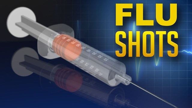 With flu season approaching, it's time for vaccination