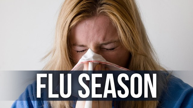 Flu rising at rapid rate in state