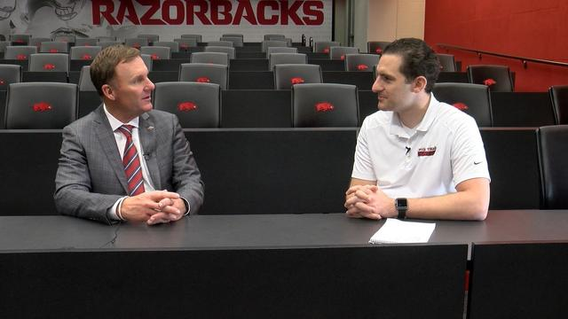 WATCH: Chad Morris 1 on 1 Interview