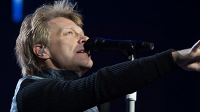 Bon Jovi to play Charlotte, one week after Rock & Roll HOF induction