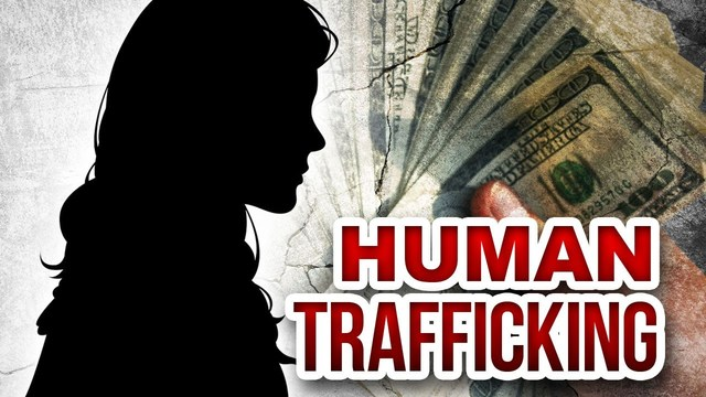 Members of the Mid-Michigan Human Trafficking Task Force host events
