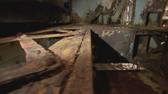 Bridges Rated Structurally Deficient