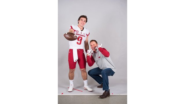 John Stephen Jones, Jerry Jones' grandson, commits to Arkansas
