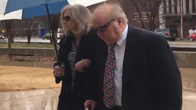 Ex-Arkansas judge who bartered in sexual favors sentenced to prison