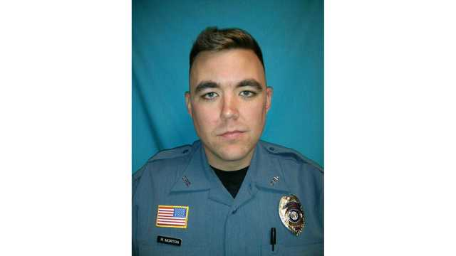 Colleagues and community remember fearless Clinton Police Officer