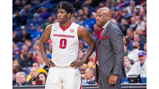 Jaylen Barford drops 27 as Arkansas beats Florida - Recap, Box score