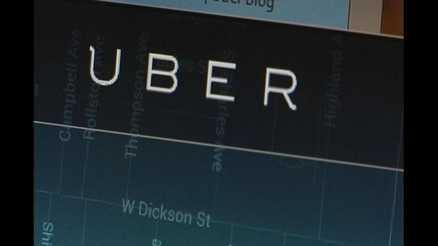 Police Ticket Two Uber Drivers In Fayetteville