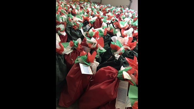 nwa homebound seniors given early christmas gifts