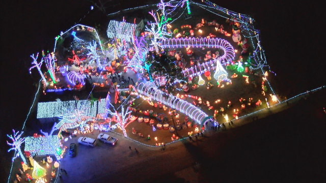 helicopter christmas light tour brings holiday cheer to northwest arkansas