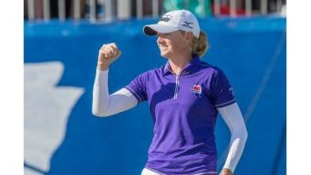 Stacy Lewis Prepares For Final Tournament Before Motherhood