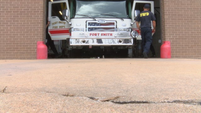 Fort Smith Fire Department is Hoping to Fill Several Positions