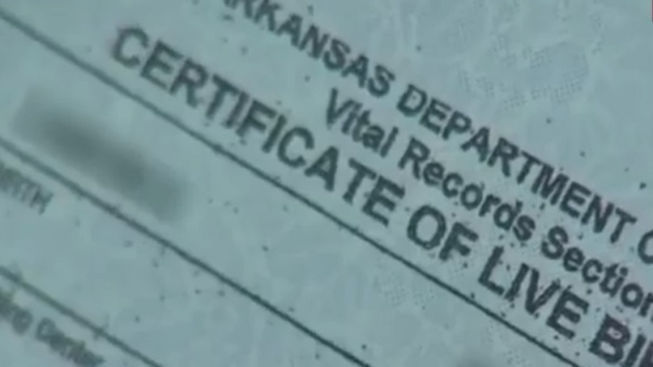 Arkansas Judge Halts Issuance Of Birth Certificates