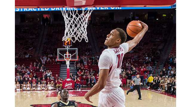 Hogs Turn Up Defense Against Commodores