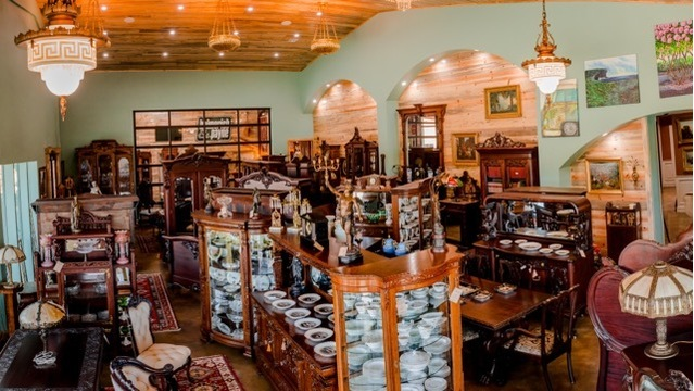 JD Design and Antiques Selling Museum Quality Antiques in West ...