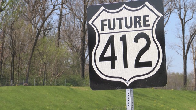 First Section Of Springdale's 412 Bypass Opens