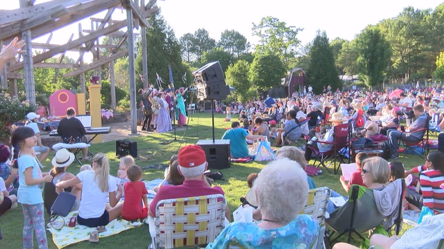 botanical garden of the ozarks kicks off free terrific tuesdays with cinderella opera - Botanical Garden Of The Ozarks