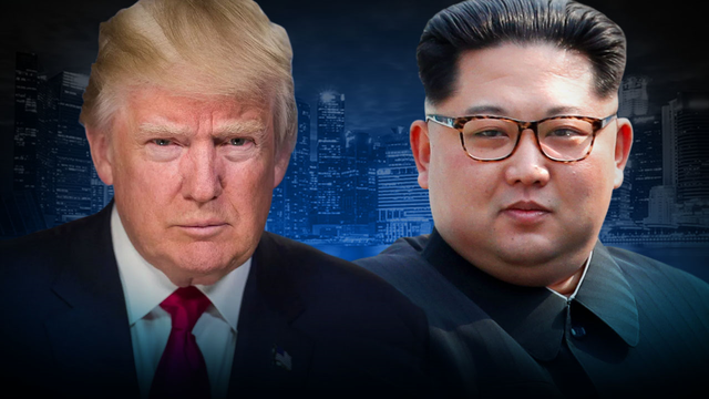 Trump's North Korean gamble ends with trust but little verify