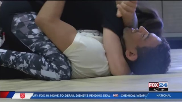 Fighting Crime on the Trails: Former NWA Officer Teaches Self Defense