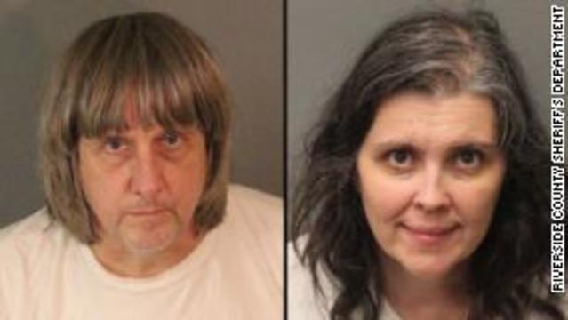 'I've Never Been Out': Chilling 911 Call Reveals Abuse in Turpin Family