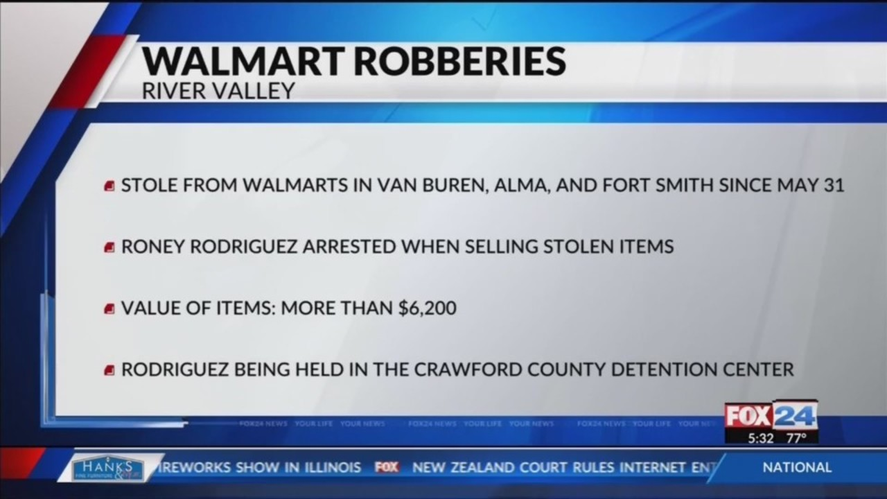undercover officer busts walmart robber police say