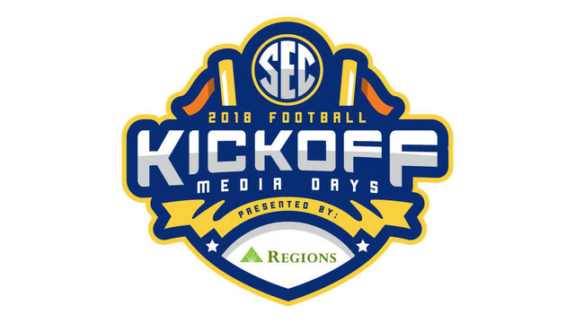 HOG Attendee's For 2018 SEC Football Kickoff Media Days Announced