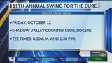 NWA Resident Swing for the Cure