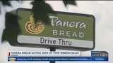 Panera Bread Honors Breast Cancer Awareness Month