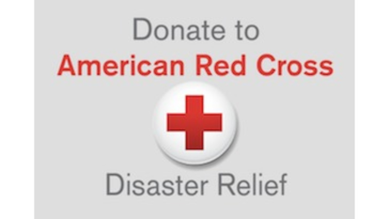 Red Cross Working Nonstop To Help Hurricane Victims
