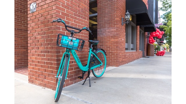 VeoRide to Roll Out More Electric-Assist Bikes in Fayetteville