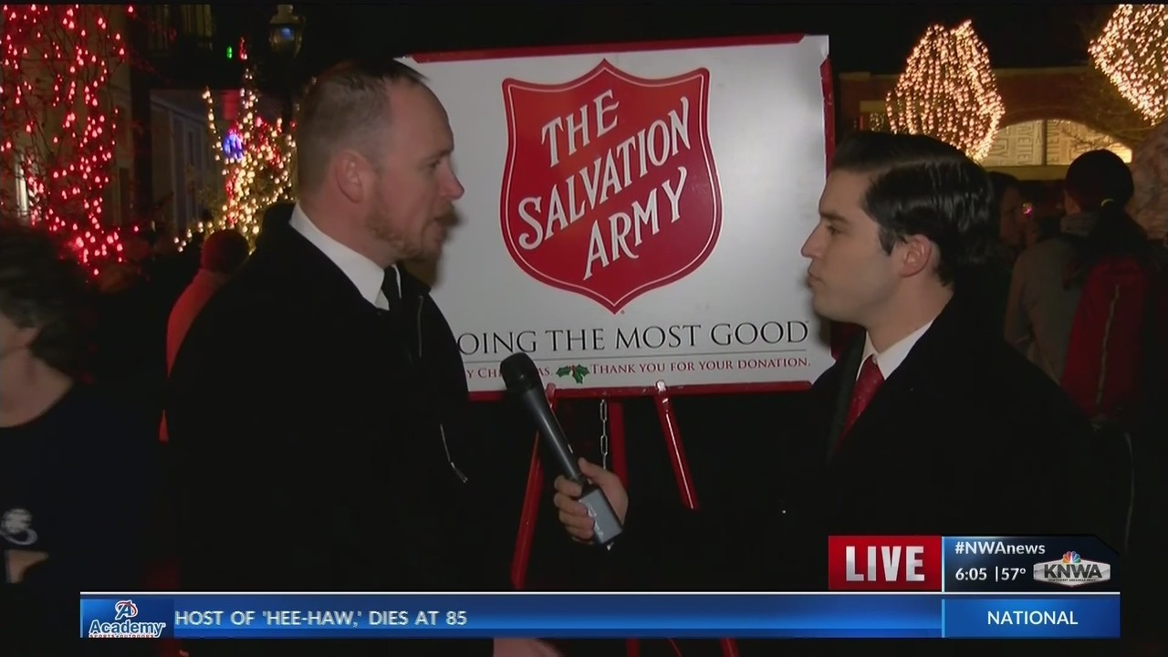 Salvation Army of NWA at Lights of the Ozarks (KNWA)