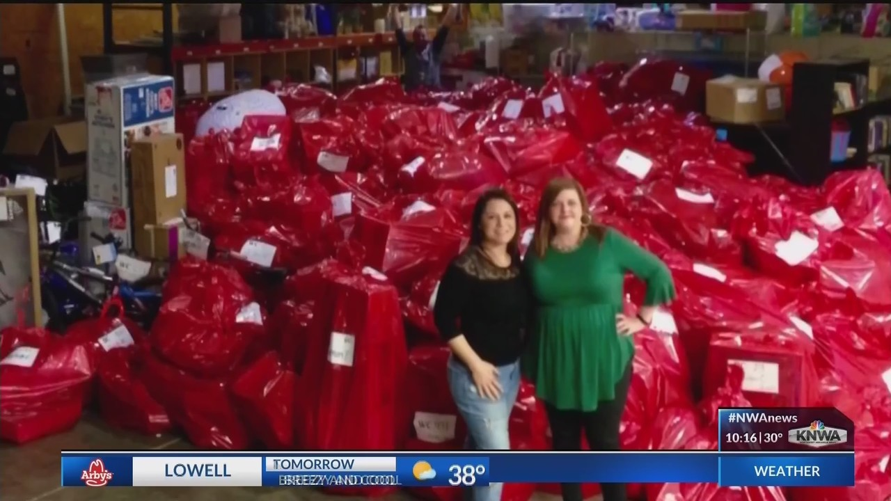Doing Good: CASA of NWA Grants Foster Children\'s Christmas Wishes