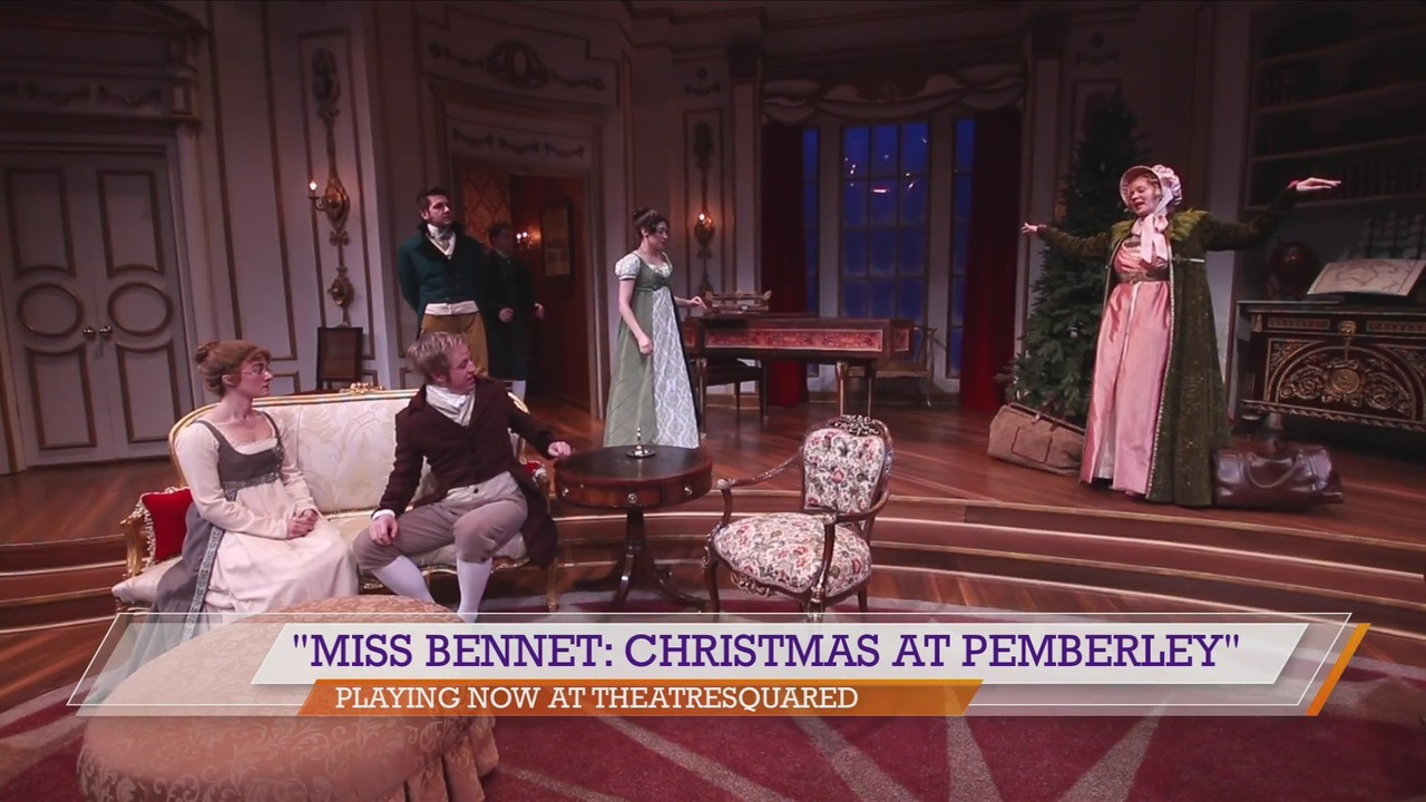 Good Day NWA: \'Miss Bennet: Christmas at Pemberley\'