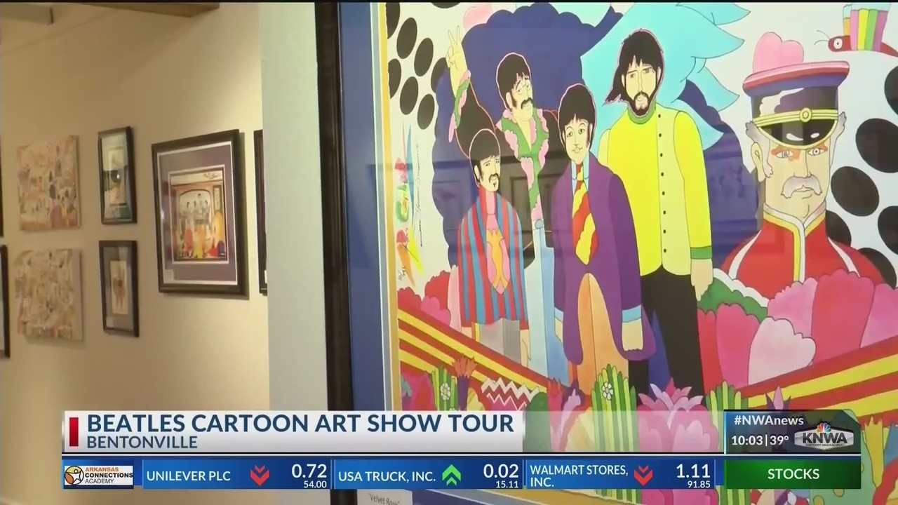 Legendary Animator Comes to Bentonville
